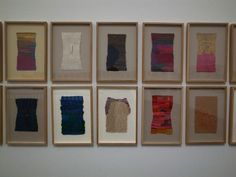 Sheila Hicks Weaving as Metaphor images