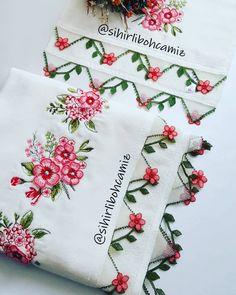 Decor Inspiration, Cross Stitch Flowers, Good Morning Flowers, Machine Embroidery Designs, Napkins, Pattern, Moda Emo, Piercings, Crochet Appliques
