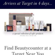 I'm looking for new team members this month and I'd love your help by referring friends you think would be great in this business! Or perhaps this is something for You?  Our Target partnership indicates the growing awareness of consumers who are looking for safer products and we need more people to help us spread our message. Now more than ever is the perfect time to consider the Beautycounter business opportunity.  Those who join now will take full advantage of the busy fall season as well…
