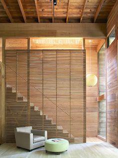 Nice screen wall - Bates Masi Architects