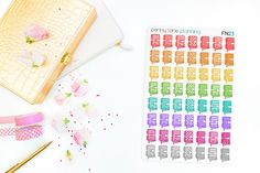 "FN23 // ""Plan"" Planner Stickers // Erin Condren Life Planner Plum Paper Planner Kikki K Filofax Happy Planner Inkwell Press planner stickers erin condren life planner reminder stickers functional stickers eclp stickers penny lane planning decoration stickers life planner sticker plan with me planning reminder to plan stickers plan next week"