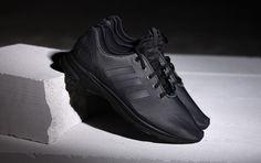 Adidas ZX Flux NPS Triple Black  (1)