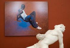 Installation view of Parasomnia, Viviane Sassen © Doug Dubois