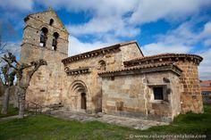 Iglesia románica de Bolmir © Rutas por Cantabria y Picos de Europa