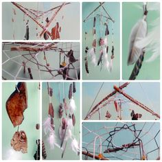Dreamcatcher The roof of the world by CatWorkshopDream on Etsy