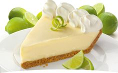 Key lime pie - preferably from Mangrove Mama's in the Florida Keys