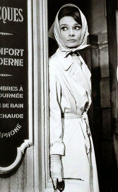 Vintage von Werth - Blog: Fashionable Flicks - Charade (1963) with Audrey Hepburn in Givenchy