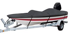 Classic Accessories StormPro Heavy-Duty Boat Cover With Support Pole For Bass Boats Best Boats, Boat Covers, Look Good Feel Good, Boat Accessories, Buyers Guide, Luxury Travel, Coloring Books, Baby Strollers, Bass