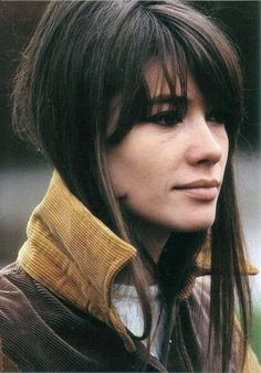 Inspiration for days. Françoise Hardy