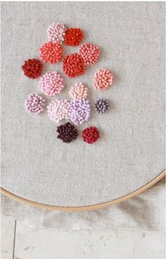 DIY French Knots