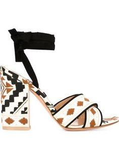 'Cheyenne' sandals  $1,121 #Farfetch #fashion! #DesigerClothing