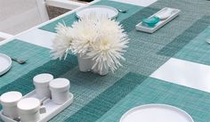 pictures of multiple table runners | table runners chilewich vinyl table runners are available in multiple ...