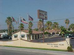 Desert Palms Mobile Home RV Park Bakersfield Ca