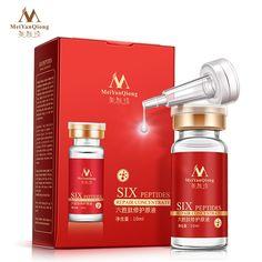 Argireline+aloe vera+collagen peptides #rejuvenation #anti #wrinkle Serum for the face #skin #care #products anti-aging cream