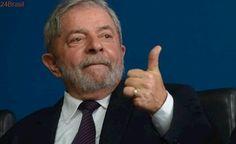 BOMBA – Lula lança hoje pré-candidatura à Presidência da República