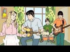 Another song that helped me imagine things when reality wasnt as good as I wanted. Peter Bjorn And John - Young Folks - YouTube