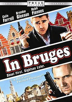 Guilt-stricken after a job gone wrong, hitman Ray and his partner await orders from their ruthless boss in Bruges, Belgium, the last place in the world Ray wants to be. | eBay!