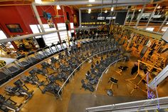 Confessions: We went to a Globo Gym #crossfit #fitness #WOD #workout #fitfam #gym #fit #health #training #CrossFitGames #bodybuilding