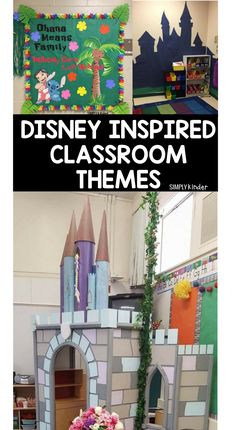 Disney Inspired Classroom Themes