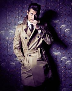 Another must have item. Trench coat, preferably from Burberry or Aquascutum. Find out what kind suits you @ http://www.moderngentlemanmagazine.com/the-essentials-trench-coat/