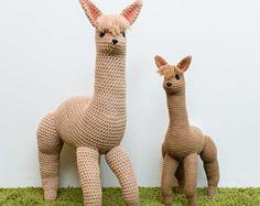 Alpaca Amigurumi Pattern Free : Alpaca llama amigurumi free pattern✓ ok to sell with credit to
