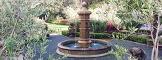 Giannini Garden designs and manufactures cast-stone garden fountains, garden ornaments, planters and statuary. Serving the SF Bay Area, San Jose and CA.