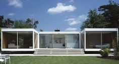 Image result for single floor glass house nature friendly