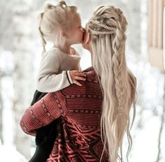 raise your children to channel their inner viking , viking braids for everyday hair style Strong women. May we Know them. May we Be them. May we Raise them. Pretty Hairstyles, Girl Hairstyles, Braided Hairstyles, Wedding Hairstyles, Viking Hairstyles, Fashion Hairstyles, School Hairstyles, Popular Hairstyles, Pirate Hairstyles