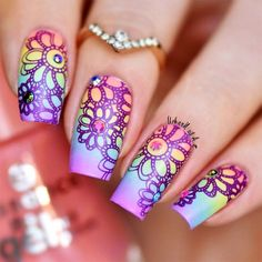 We have done all the hard work, and our experts who are familiar with all the latest mani trends have created this photo gallery for you to discover the freshest nail art ideas.Are you new to nail art or just simply looking for new ideas for cute nail designs? Have no fear, we can give you some advice on what type of designs will work best for you! #cutenails #cutenaildesigns #naildesigns #bestnaildesigns