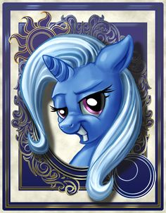 ThePonyArtCollection: Trixie