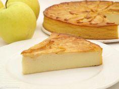 Receta de tarta de manzana thermomix