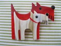 Pair Of Terrier Dogs Pin By French Designer Pavone
