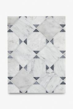 Parramore Key Inlay Mosaic from the Parramore collection is a leading example of luxury mosaic. Discover the very best in surfaces from Waterworks today. Entryway Flooring, Basement Flooring, Bedroom Flooring, Terrazzo Flooring, Mosaic Bathroom, Bathroom Floor Tiles, Wall And Floor Tiles, Entry Tile, Mosaic Pieces