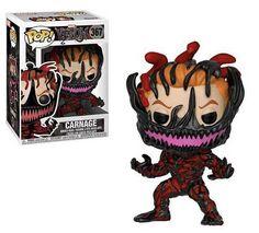 Funko Pop Vinyl Carnage No 367 Unboxing!Review Marvel Venom Movie
