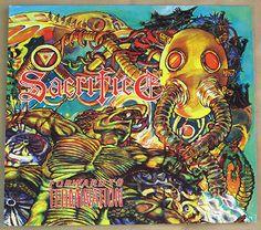 "SACRIFICE FORWARD TO TERMINATION (NM/MINT) 12"" VINYL LP"