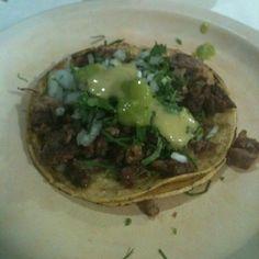 Taco De Suadero @ Taqueria Mixe - Wow!!!!