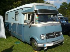 MERCEDES L319 aménagé camping car Lipsheim (1)