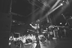 House of Blues Concert photography