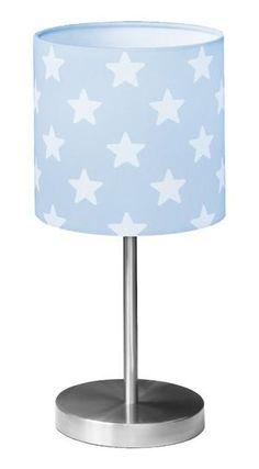 Bordslampa Star, blå