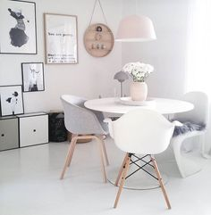 ImmyandIndi Interior Inspiration | The beautiful home of @camillaathena