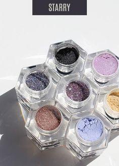 Princessa Fine Glitter Diamond Powder: Dupe for MUFE Diamond Powder?