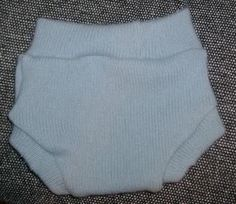 step by step instruction on how to make a wool diaper cover from old wool sweaters. I need to make these.