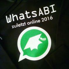 Angebot anfordern und kostenloser Katalog unter www.shirts-n-druck.de #abi2016 #abi16 #abimotto #abipulli #abishirt #shirtsndruck