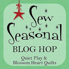 Kristy at Quiet Play and Alyce at Blossom Heart Quilts are sharing 25 (FREE! Diy Fabric Pouches, Christmas Themes, Christmas Ornaments, Pattern Blocks, Seasons, Quilts, Pillows, Sewing, Colorful