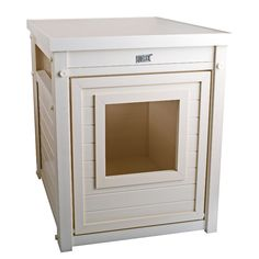 Litter Box With Lid, Self Cleaning Litter Box, Cat Kennel, Litter Box Covers, Litter Box Enclosure, Litter Pan, Thing 1, Animal House, Covered Boxes