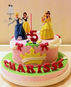 Birthday Cake Images Dow : Prince and princess, Princess cakes and Prince on Pinterest