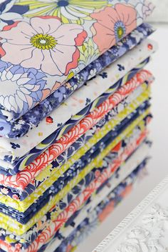 Chic Flora by Art Gallery Fabrics