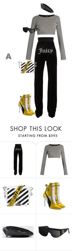 """""""Untitled #562"""" by stylzbyang on Polyvore featuring Vetements, Dolce&Gabbana, Off-White, Puma, Gucci and Chanel"""