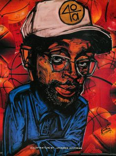 SPIKE LEE © Vibe Magazine