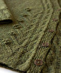 Ravelry: Cultivar Cardigan pattern by Megan Goodacre-Just gorgeous!!!